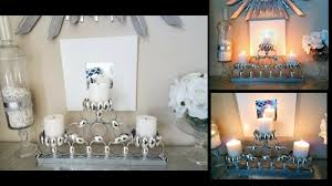home decor center diy home decor candelabra center piece quick and easy using