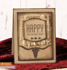 brown s day handmade s day card monochromatic browns western