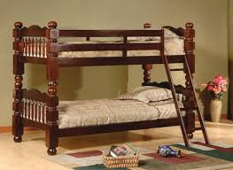 Cherry Bunk Bed Cherry Wooden Bunk Bed From Pfi