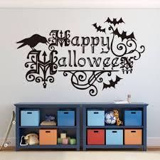 black birds for halloween online get cheap stickers birds wall paper aliexpress com