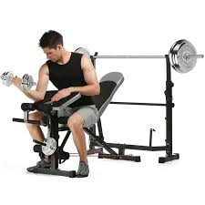 Weight Bench With Spotter Best 25 Bench Press Rack Ideas On Pinterest Wall Mount Rack