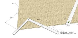 Irregular Hip Roof Framing Roof Framing Geometry Plywood Roof Sheathing Stick