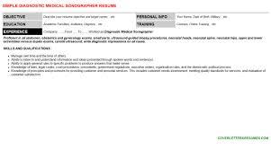 Sonographer Resume Professional Teacher Cover Letter Regine Letter Format In