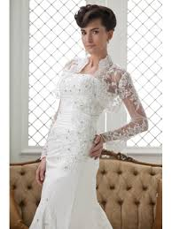 lace wedding dress with jacket silver lace wedding jacket tbdress com