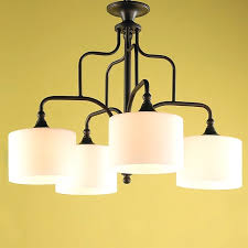 Lighting Chandeliers Traditional Glass Light Shades For Chandeliers With Awesome Lamp Shade