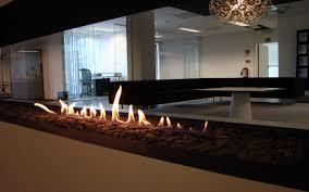 simple design bio ethanol fireplace ignis magnum wall mount