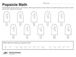 printable math worksheets for first grade worksheets