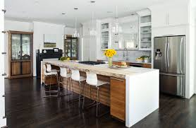Large Kitchen Island Designs 35 Large Kitchen Islands With Seating Pictures Designing Idea