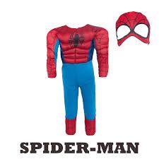 Spiderman Halloween Costumes Kids Buy Wholesale Kids Spiderman Halloween Costumes China