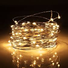 copper wire led lights 10m copper wire led string light multicolor rgb usb power operated