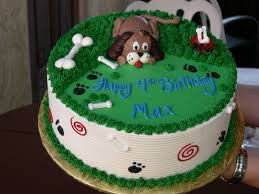 birthday cakes for dogs a birthday party for one lucky dog