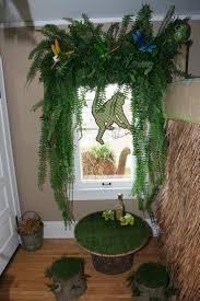 rainforest themed classroom jungle room decorating ideas bedroom