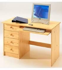 bureau en bois bureau en bois design ou bureau en bois massif meubles en bois