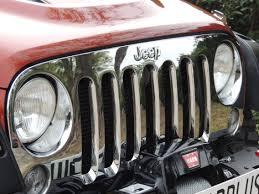 chrome jeep accessories s u0026p 4x4 ltd