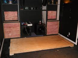 home theater risers riser subwoofer ideas please avs forum home theater