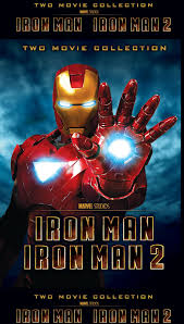 Iron Man Home by Reliance Home Videos Iron Man Pack Iron Man 1 2