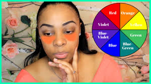 how to use l a pro orange color corrector color correcting