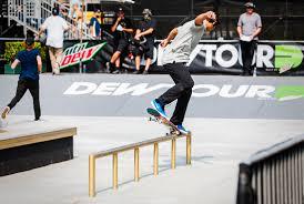 dew tour ramp works skateboard ramps u0026 rails skateboarding