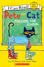 pete the cat cool for school by deanjames dean