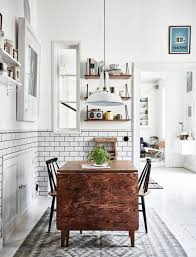 a scandinavian home with a boho chic vibe minimal and