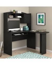 Mainstays L Shaped Desk Deal Alert Mainstays L Shaped Desk With Hutch