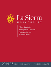 undergraduate bulletins