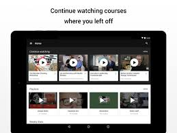 lynda online training videos android apps on google play