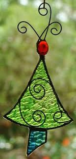 easy stained glass ornaments search stained glass