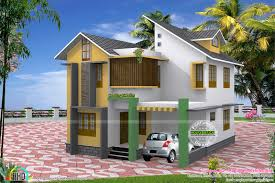 architectural designs com three bedroom small home in 4 5 cents kerala home design and