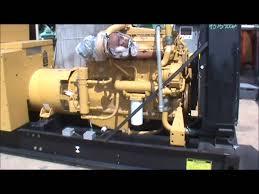 caterpillar 3406 dita 400kw 208v open diesel generator youtube
