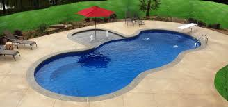 Lagoon Style Pool Designs by The Mediterranean Leisure Pools Usa