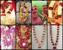 flower garlands for indian weddings hindu wedding flower garland wedding corners