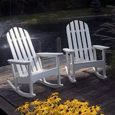 Polywood Classic Adirondack Chair 33 Best Rocking Chairs Fithroom Collection Images On Pinterest