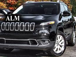 suv jeep 2017 used jeep cherokee at atlanta luxury motors serving metro atlanta ga