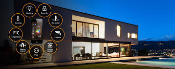 smart home automation in abu dhabi spectrum it uae