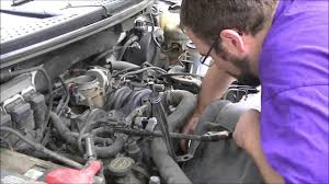 alternator replacement 2004 ford f150 5 4l v8 4x4 3 valve time