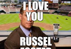 Joe Buck Meme - joe buck yourself i love you russel foster weknowmemes
