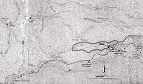 Shining Rock Wilderness Map Graveyard Fields