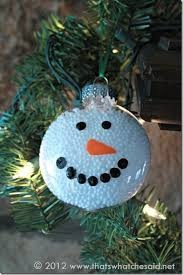 that s what che said snowman ornament that s what che