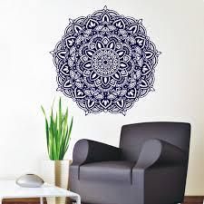 aliexpress com buy selling wall stickers mandala yoga