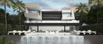 Ultra Modern Interior Design by Modern Villas Marbella Villas For Sale In Marbella