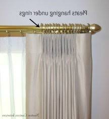Hanging Curtains With Rings Best 25 Patio Curtains Ideas On Outdoor Curtains Diy