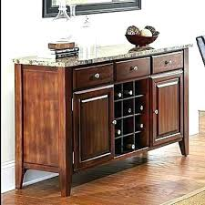 wonderful wine buffet cabinet sideboards with wine storage