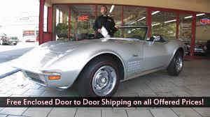 corvette driving nevada 1971 chevrolet corvette roadster for sale with test drive driving