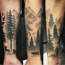 best 25 forest sleeve ideas on tree sleeve
