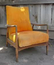1960s Armchair Vintage Lounge Chair Ebay