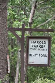 Harold Parker State Forest Map by Harold Parker Blog U2014 Friends Of Harold Parker State Forest