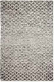 Brown And White Area Rug Bungalow Avanley Woven Cotton Gray White Area Rug