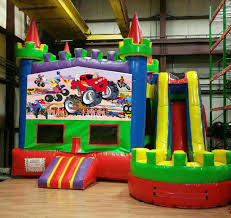monster truck jam atlanta monster truck moonwalk inflatable rentals in the atlanta ga area