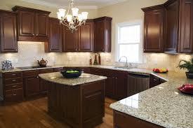 Dark Brown Cabinets Kitchen Rosewood Chestnut Amesbury Door Dark Brown Cabinets Kitchen